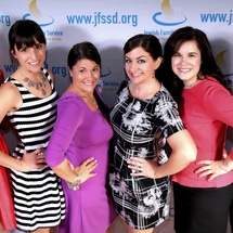 Emerging Leaders at JFS San Diego
